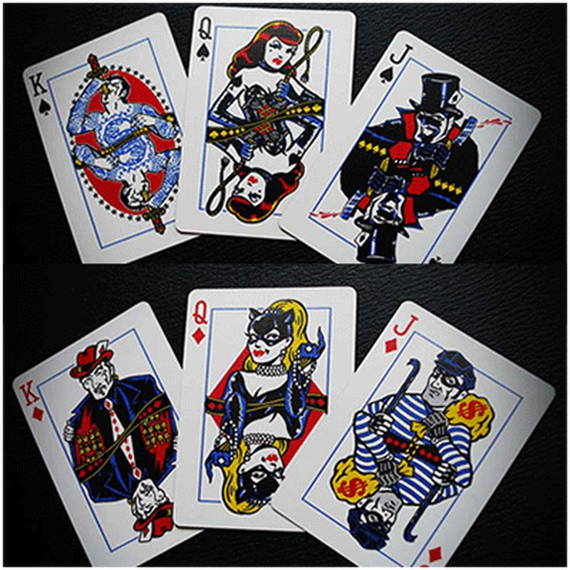 Bicycle Karnival Z-Ray Playing Cards