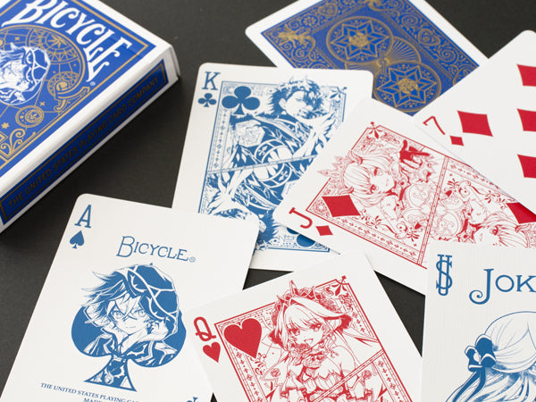 Bicycle Shironeko Project Playing Cards
