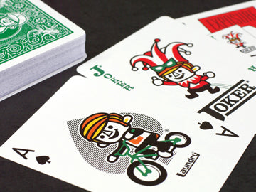 Bicycle Laundry Playing Cards