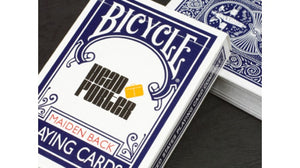 Bicycle Head Porter Playing Cards