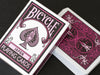Bicycle Japan Pink Playing Cards