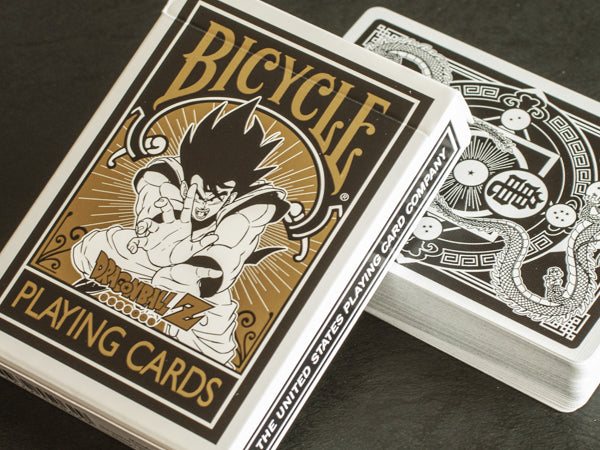 Bicycle DragonBall Z Playing Cards