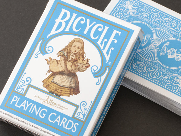 Bicycle Alice in Wonderland Playing Cards