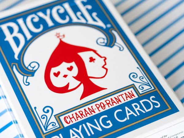 Bicycle Charan Po Rantan Playing Cards