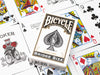 Bicycle Bridge Black Playing Cards