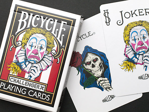 Bicycle Challenger Playing Cards