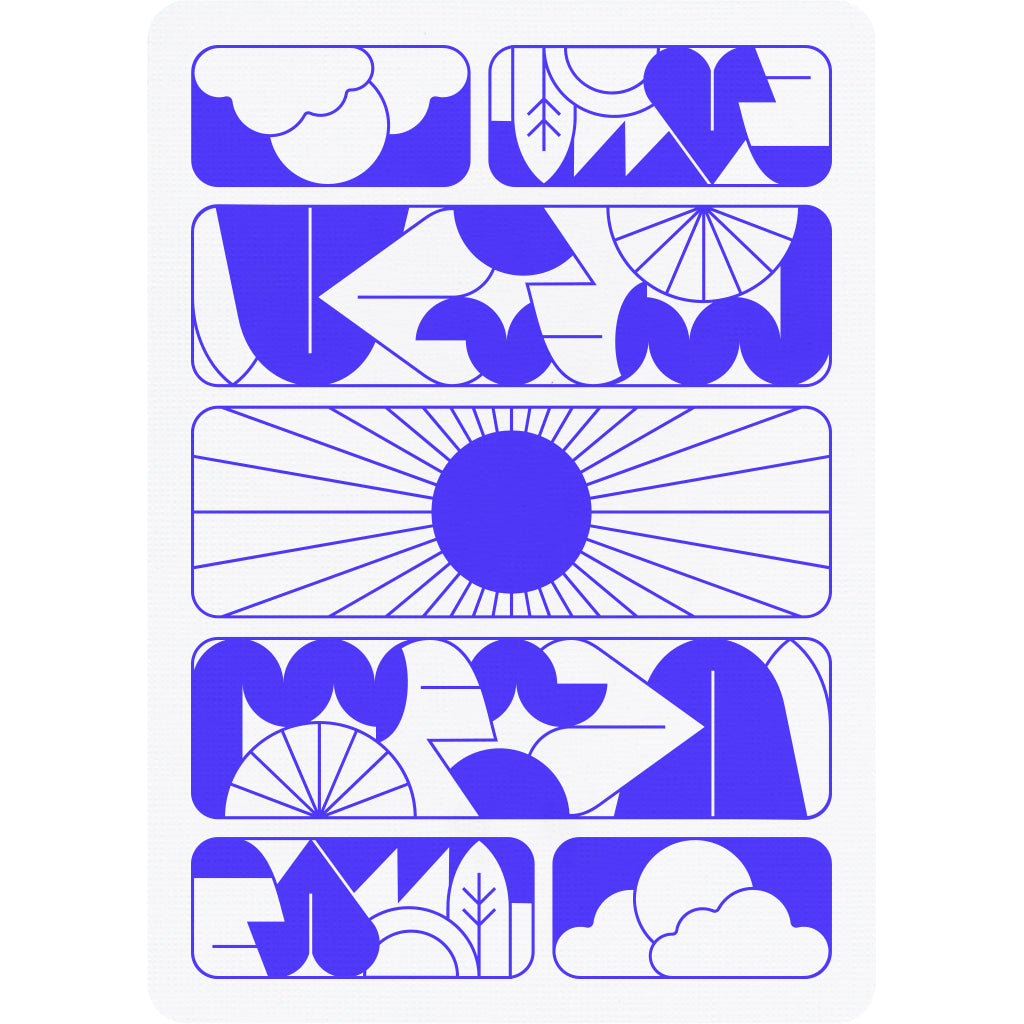 Entry 04: Suns Playing Cards