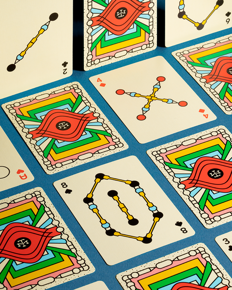 Modern Times Playing Cards