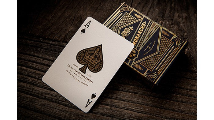 Monarchs Playing Cards