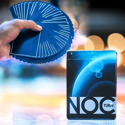 NOC Turn Playing Cards