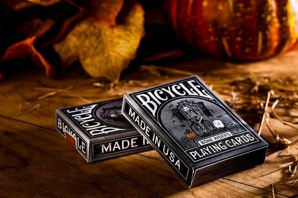 Bicycle Bone Riders Playing Cards