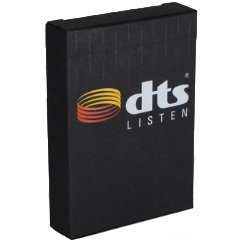 DTS Playing Cards
