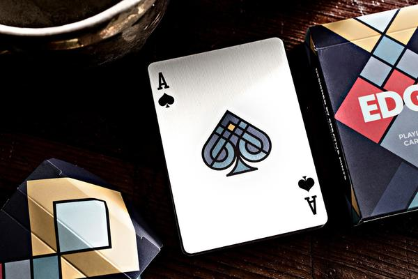 Edge Playing Cards