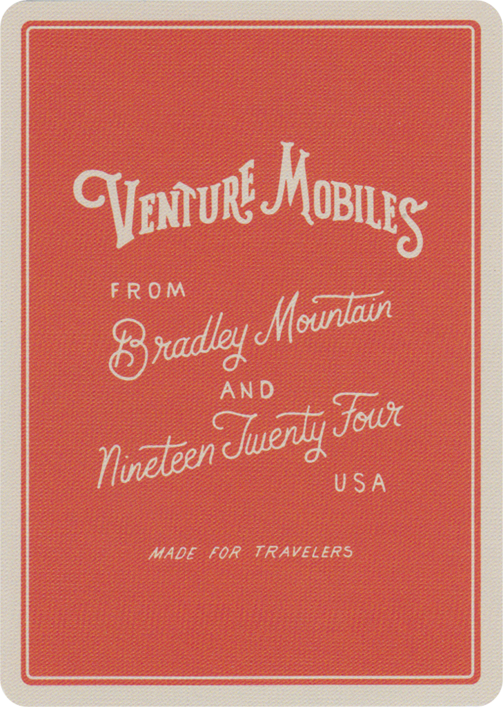 Venture Mobiles Playing Cards