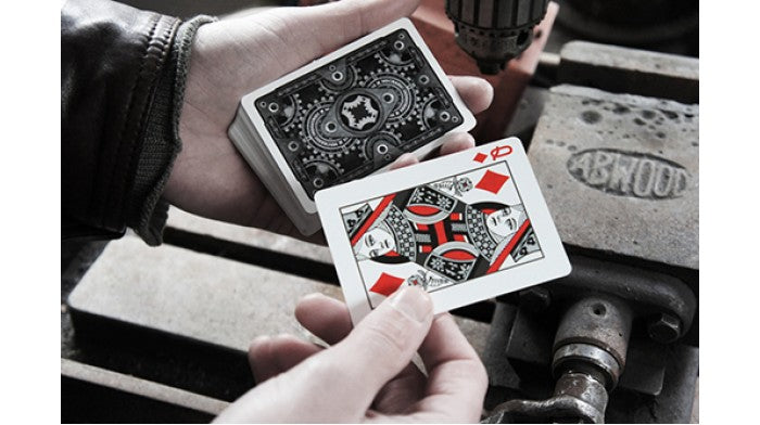 Mechanic v2 Playing Cards