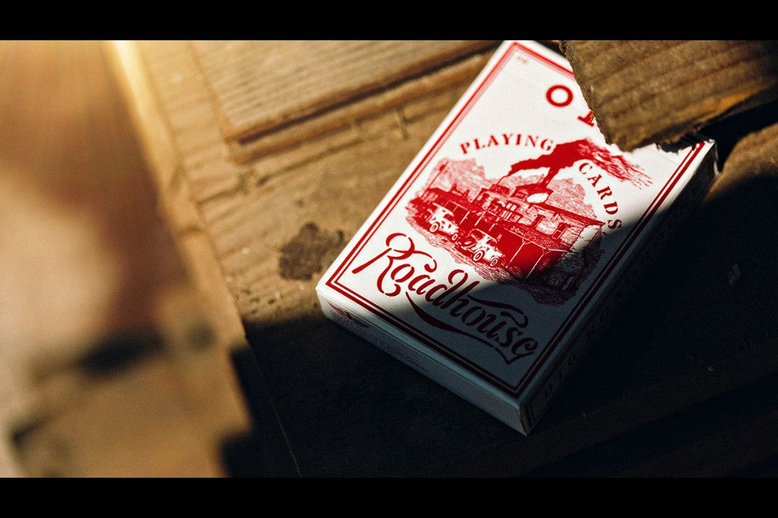 Roadhouse Playing Cards