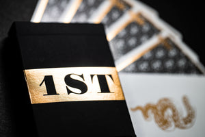 1st v2 Playing Cards