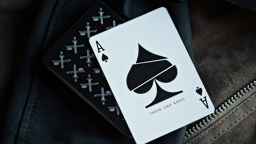 Kings Inverted (Marked) Playing Cards