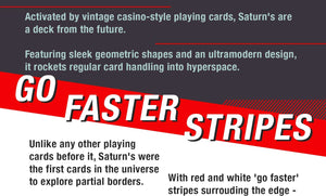 Saturn Hyperspace Playing Cards