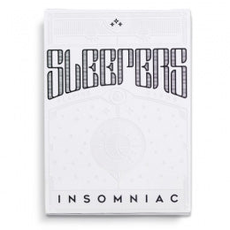 Sleepers Insomniac Playing Cards