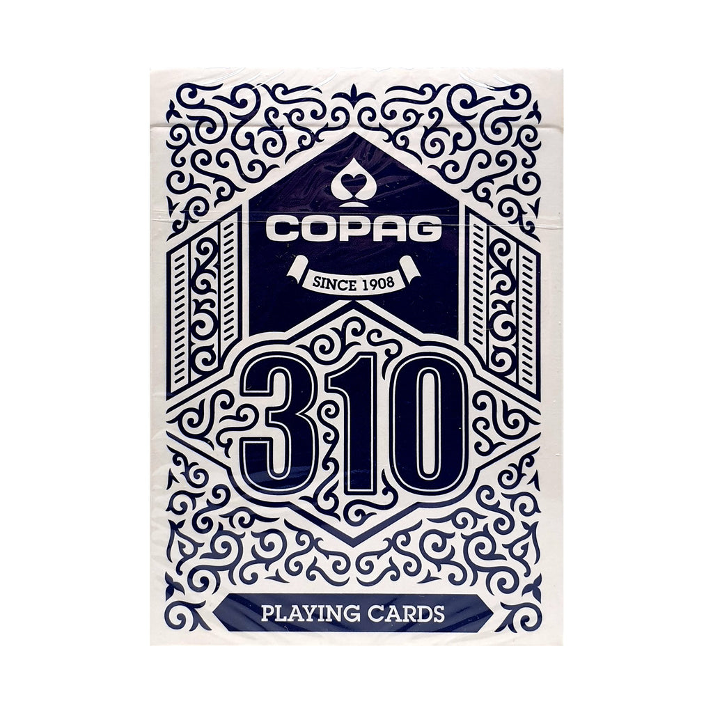 COPAG 310 Slim Line Blue Playing Cards