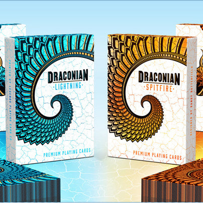 Draconian Playing Cards