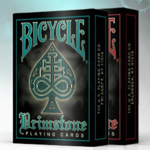 Bicycle Brimstone v2 Playing Cards