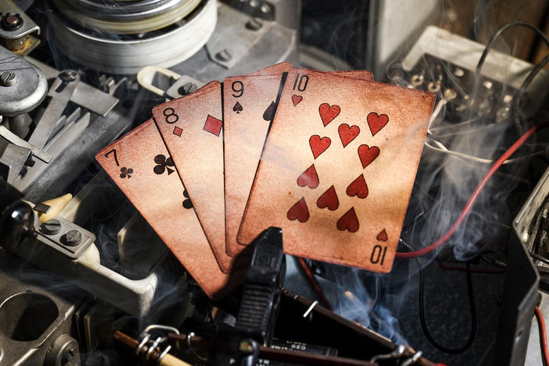 Tinker Playing Cards