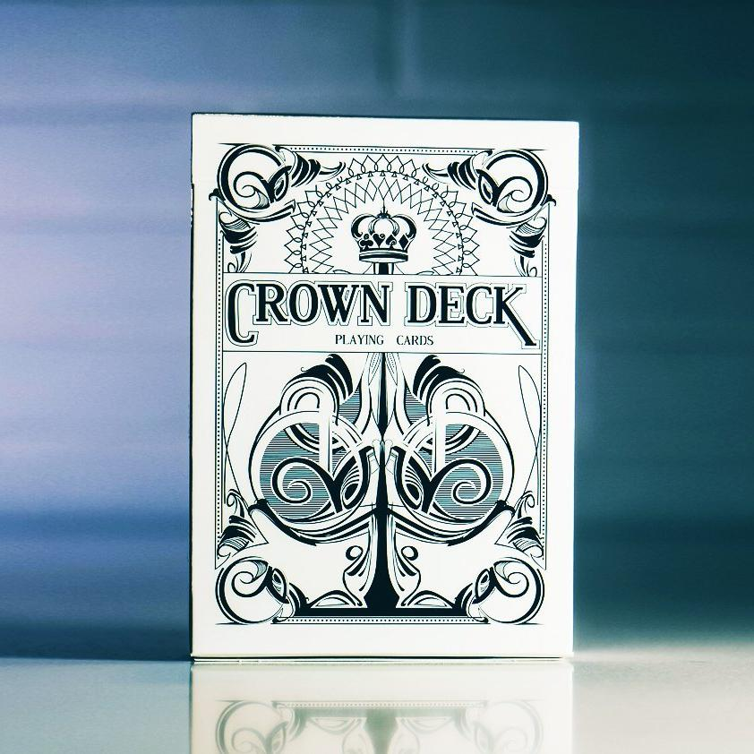 Crown Snow Playing Cards