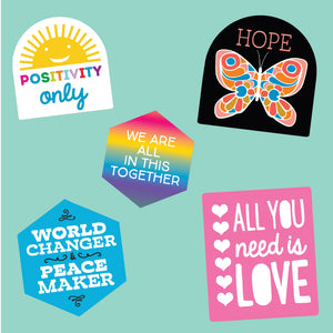 Positivity Sticker Pack