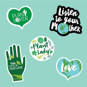Mother Earth Sticker Pack