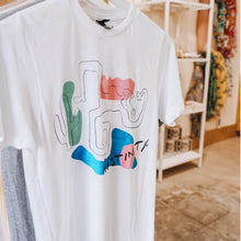 Load image into Gallery viewer, Cactus Yoga T-Shirt