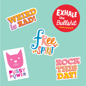 Rad Sticker Pack