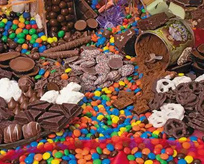 Chocolate Sensation – 400 pc