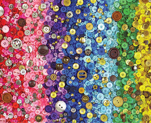 Colorful Buttons (1,000 piece)