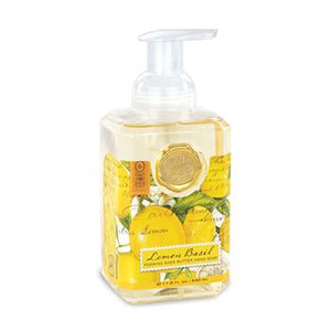 Lemon Basil Foaming Hand Soap – 17.8 oz
