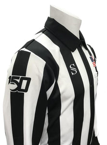"Smitty Sublimated ""150 Anniversary"" CFO Football Long Sleeve Shirt"