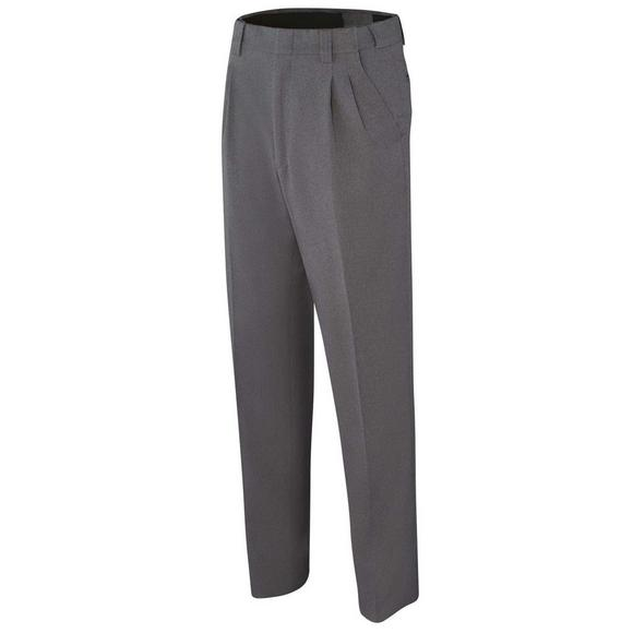 Adams Stretch Pleated COMBO Pant Heather Grey