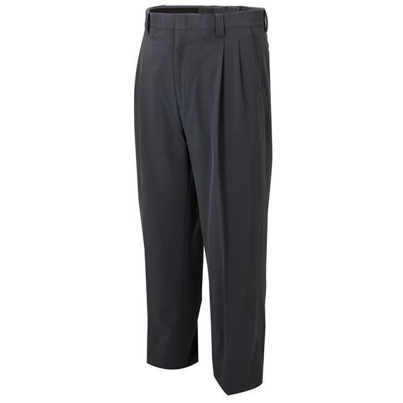 Adams 4-Way Stretch Pleated COMBO Pant Charcoal Grey