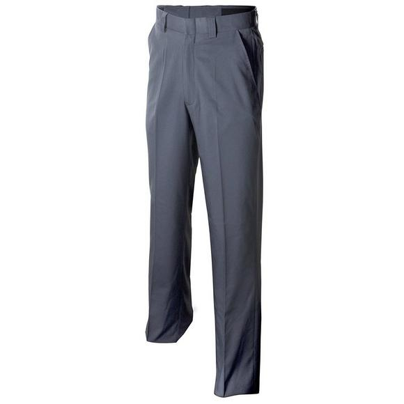 Adams 4-Way Stretch Flat Front COMBO Pant Charcoal Grey