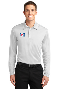 TASO Embroidered Volleyball Long Sleeve Sleeve Shirt