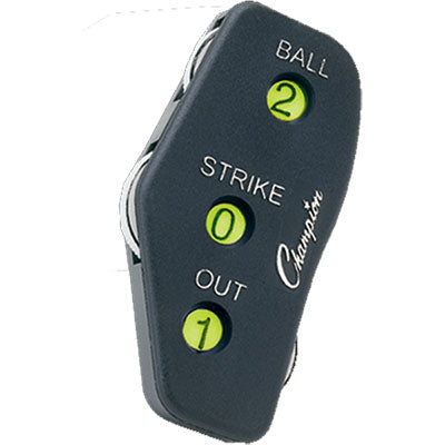 Champion Oversized 3 Wheel Umpire Indicator