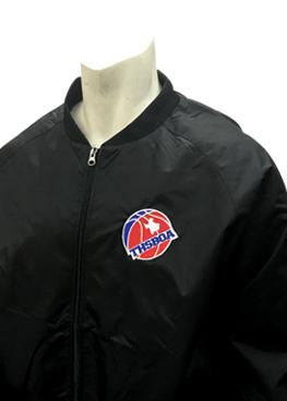 Smitty THSBOA Traditional Black Jacket w/Full Front Zipper
