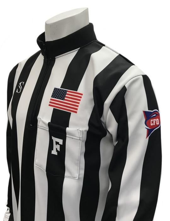 Smitty Sublimated CFO Cold Weather Football Long Sleeve Shirt