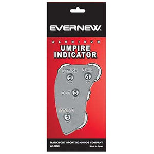 Evernew Umpire 4-Dial Indicator