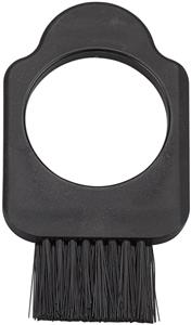 Hole-E-Brush w/Black Bristles
