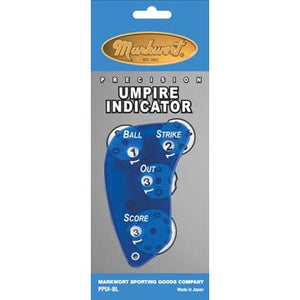 Markwort Precision Umpire Indicator - Blue