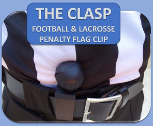 The Clasp - Football Penalty Flag Clip