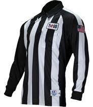 Cliff Keen TASO Sublimated Long Sleeve Football Shirt