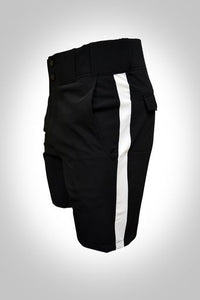 Honig's Football Short w/ White Stripe